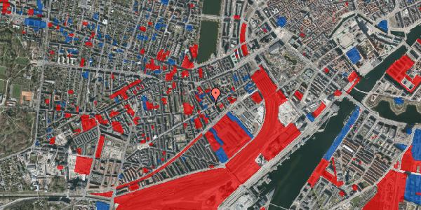 Jordforureningskort på Istedgade 40B, 2. 3, 1650 København V