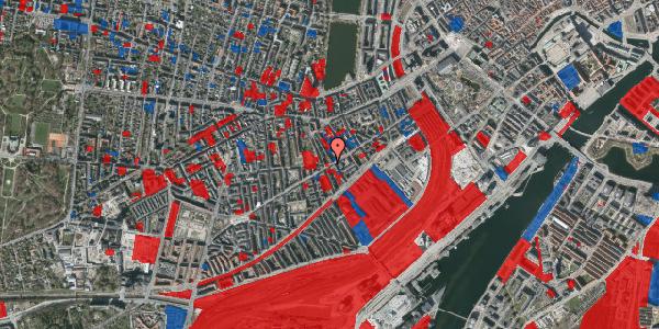 Jordforureningskort på Istedgade 56B, 4. , 1650 København V