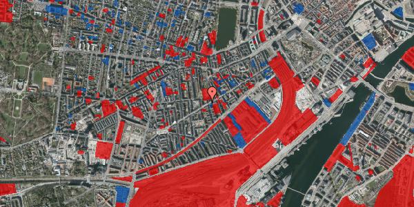 Jordforureningskort på Istedgade 80, 2. tv, 1650 København V