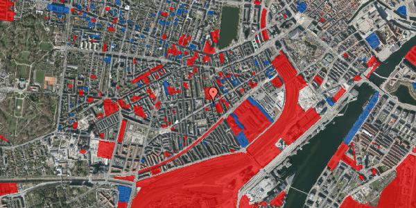 Jordforureningskort på Istedgade 84, 1. tv, 1650 København V