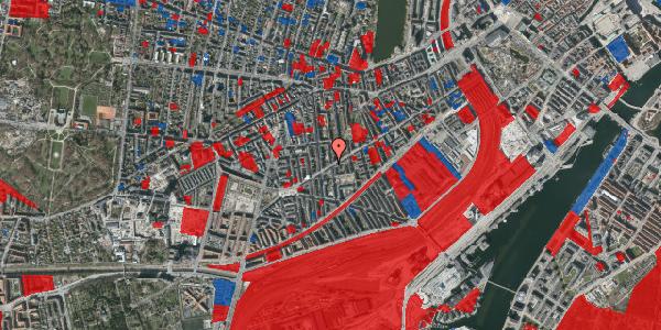 Jordforureningskort på Istedgade 114, 2. tv, 1650 København V