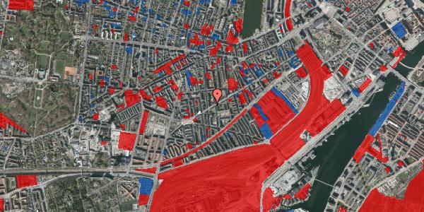 Jordforureningskort på Istedgade 122, 5. , 1650 København V