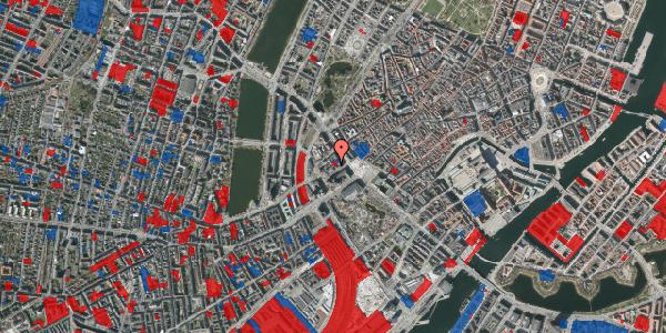 Jordforureningskort på Jernbanegade 4A, 4. tv, 1608 København V