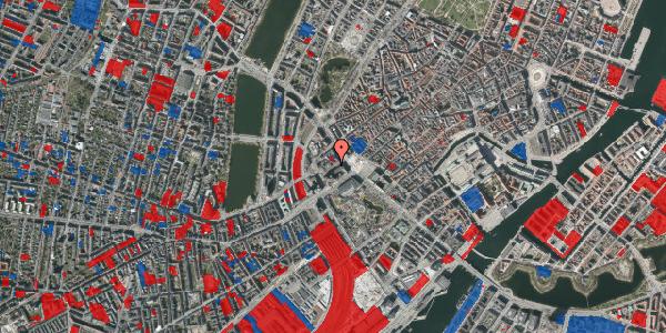 Jordforureningskort på Jernbanegade 4, 1. tv, 1608 København V