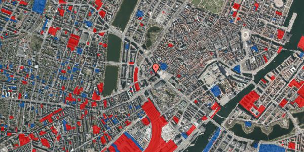 Jordforureningskort på Jernbanegade 4, 3. tv, 1608 København V