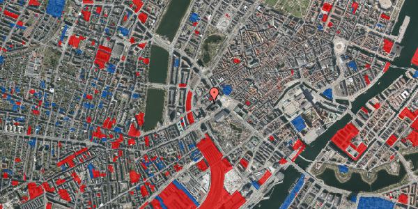 Jordforureningskort på Jernbanegade 6, 4. tv, 1608 København V