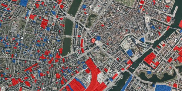 Jordforureningskort på Jernbanegade 7, 3. , 1608 København V
