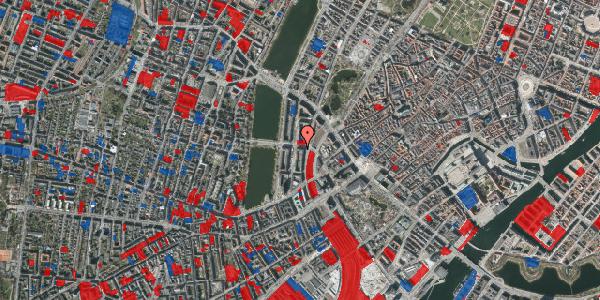Jordforureningskort på Kampmannsgade 1, 3. , 1604 København V