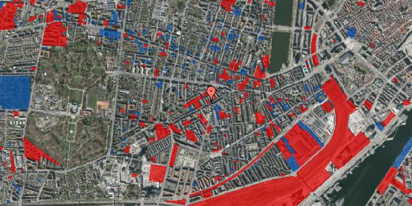 Jordforureningskort på Kingosgade 2, 1. tv, 1623 København V