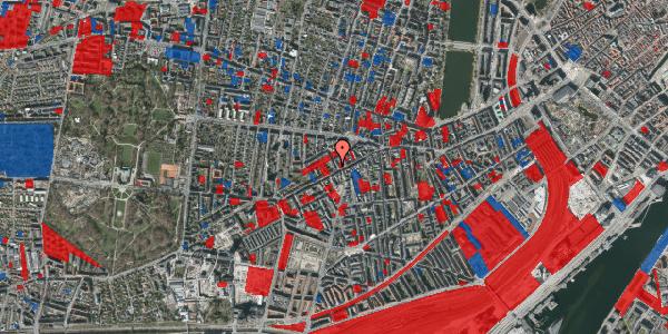 Jordforureningskort på Kingosgade 3, 3. tv, 1623 København V