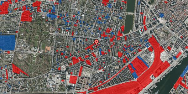 Jordforureningskort på Kingosgade 5, 1. th, 1623 København V