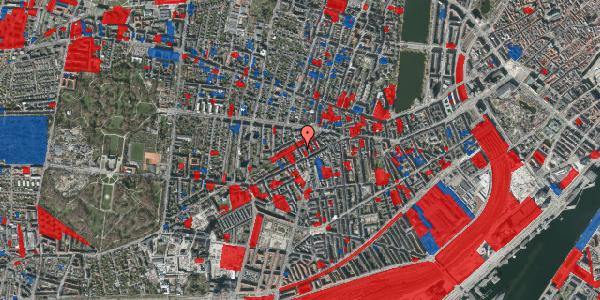Jordforureningskort på Kingosgade 6, 3. tv, 1623 København V
