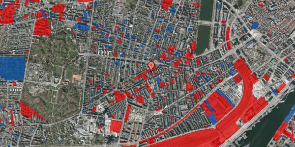 Jordforureningskort på Kingosgade 9, 1. tv, 1623 København V