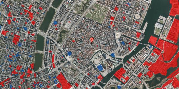 Jordforureningskort på Klosterstræde 6, 1. , 1157 København K