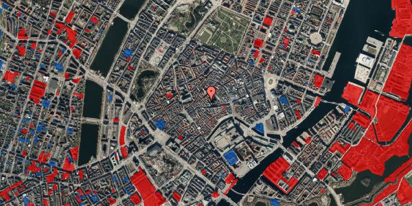 Jordforureningskort på Klosterstræde 8, 4. , 1157 København K