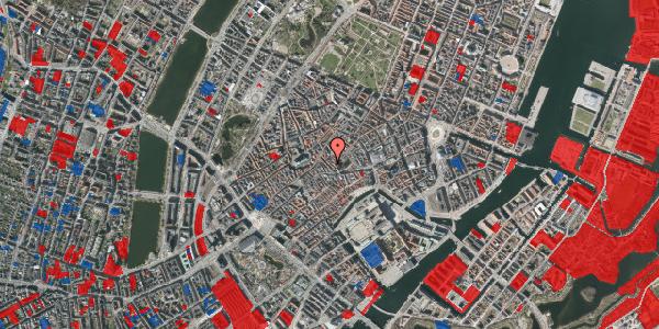 Jordforureningskort på Klosterstræde 14, 1. , 1157 København K
