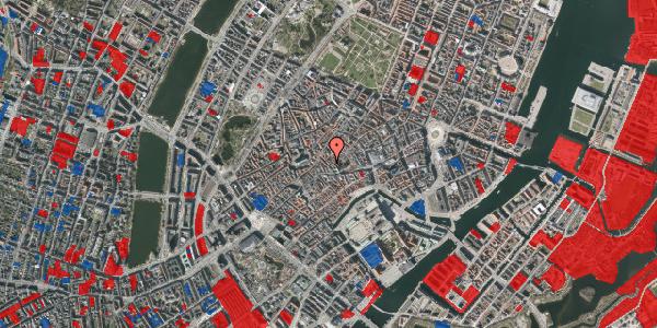 Jordforureningskort på Klosterstræde 16, 3. , 1157 København K