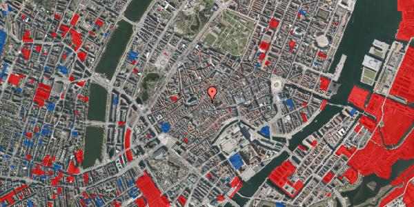 Jordforureningskort på Klosterstræde 19, 3. , 1157 København K