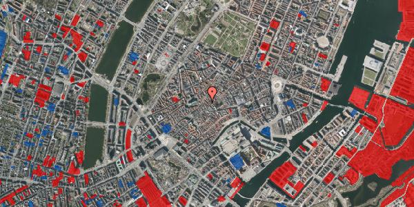 Jordforureningskort på Klosterstræde 21, 1. , 1157 København K