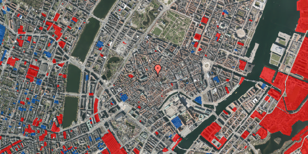 Jordforureningskort på Klosterstræde 22, 1. th, 1157 København K
