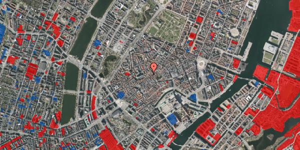 Jordforureningskort på Klosterstræde 22, 4. th, 1157 København K