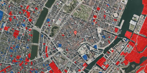 Jordforureningskort på Klosterstræde 23A, 2. , 1157 København K
