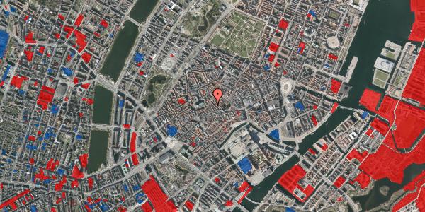 Jordforureningskort på Klosterstræde 23B, 2. , 1157 København K