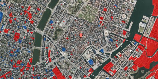 Jordforureningskort på Klosterstræde 23, 1. th, 1157 København K
