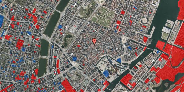 Jordforureningskort på Klosterstræde 24, 1. tv, 1157 København K