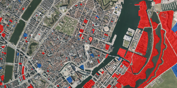 Jordforureningskort på Kongens Nytorv 6, 1. , 1050 København K