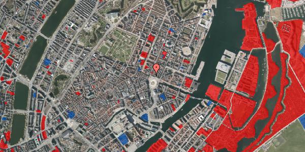 Jordforureningskort på Kongens Nytorv 18, 3. 2, 1050 København K