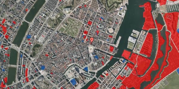 Jordforureningskort på Kongens Nytorv 24, 1. , 1050 København K