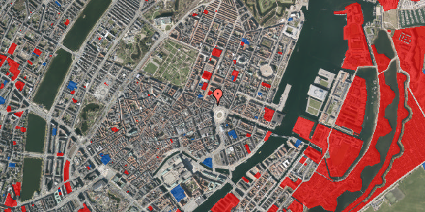 Jordforureningskort på Kongens Nytorv 26, kl. , 1050 København K