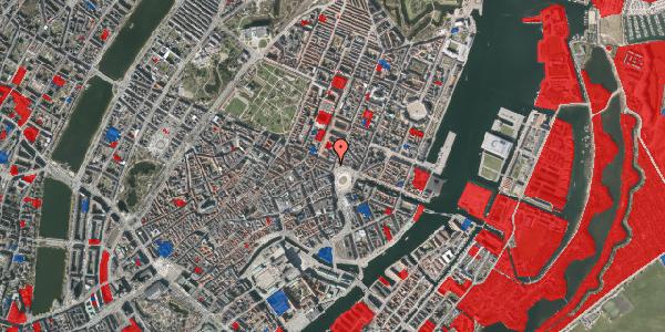 Jordforureningskort på Kongens Nytorv 26, 1. , 1050 København K