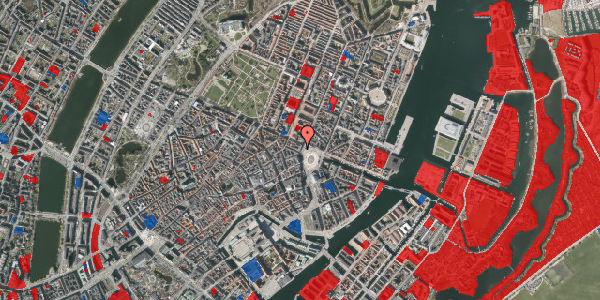 Jordforureningskort på Kongens Nytorv 28, 4. , 1050 København K
