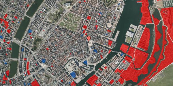 Jordforureningskort på Kongens Nytorv 34, 1050 København K