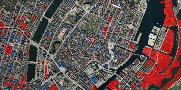 Jordforureningskort på Kronprinsensgade 5A, st. tv, 1114 København K