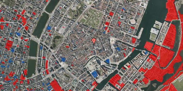 Jordforureningskort på Købmagergade 13C, st. , 1150 København K