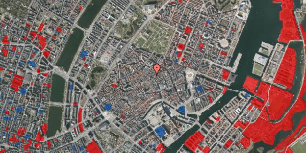Jordforureningskort på Købmagergade 38, 1. , 1150 København K