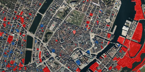 Jordforureningskort på Købmagergade 39, 2. , 1150 København K