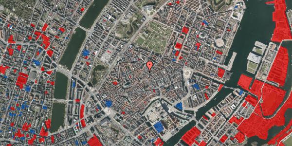 Jordforureningskort på Købmagergade 43, 4. , 1150 København K