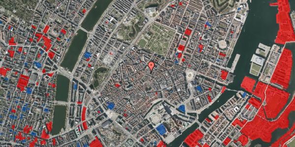 Jordforureningskort på Købmagergade 48, 1150 København K
