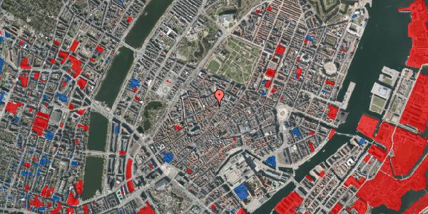 Jordforureningskort på Købmagergade 52A, 4. , 1150 København K