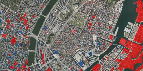 Jordforureningskort på Købmagergade 52A, 6. , 1150 København K