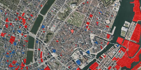 Jordforureningskort på Købmagergade 52, 2. th, 1150 København K