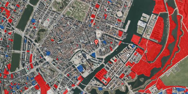 Jordforureningskort på Laksegade 12, 3. tv, 1063 København K