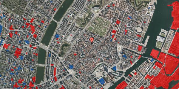 Jordforureningskort på Landemærket 3, 1. tv, 1119 København K