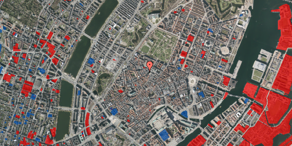 Jordforureningskort på Landemærket 9, st. 4, 1119 København K