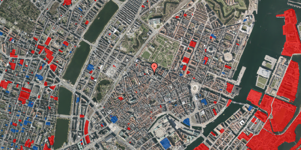 Jordforureningskort på Landemærket 21, st. , 1119 København K