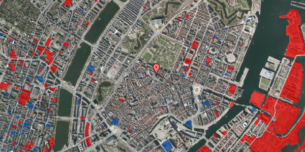 Jordforureningskort på Landemærket 25, 3. th, 1119 København K